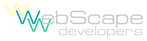 Webscape Developers website design and makeovers